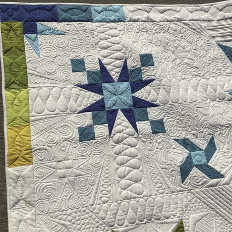 Custom Quilting Sample2