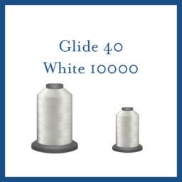 Glide 40 10000 White