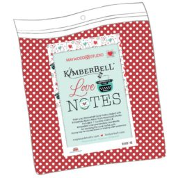 Love Notes Backing Fabric Kit
