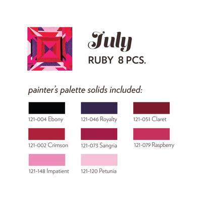 July Ruby MJ Kinman