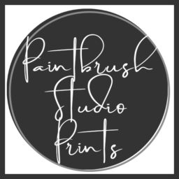 Paintbrush Studio Prints
