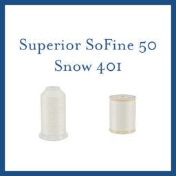 SoFine 50 401 Snow