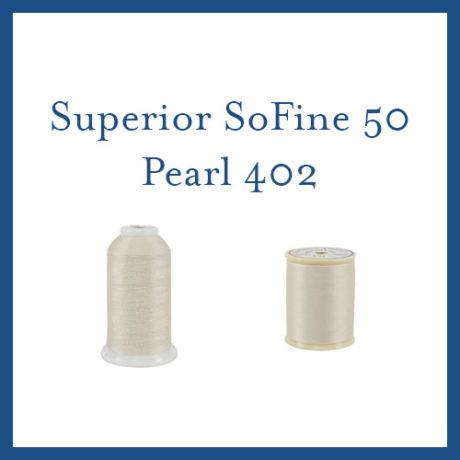 SoFine 50 402 Pearl