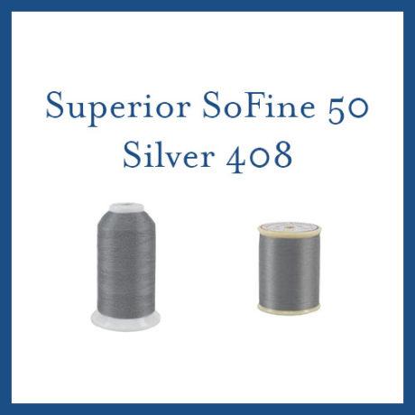 SoFine 50 408 Silver